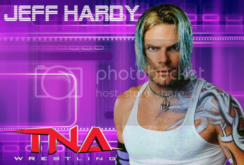 TNA Jeff Hardy Image